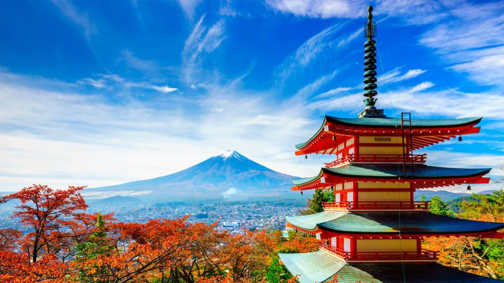 Cung đường vàng Nhật Bản