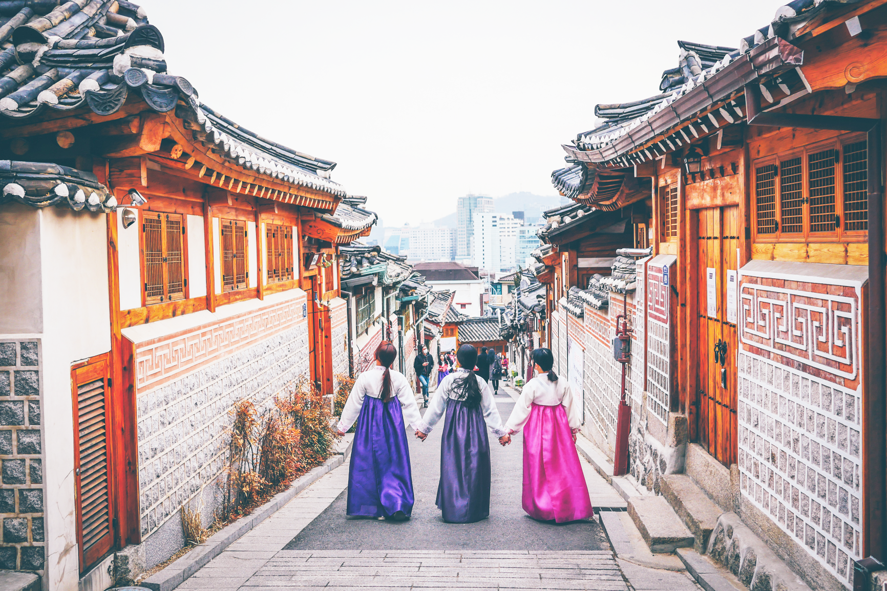 Khám phá Hàn Quốc 5 ngày 4 đêm